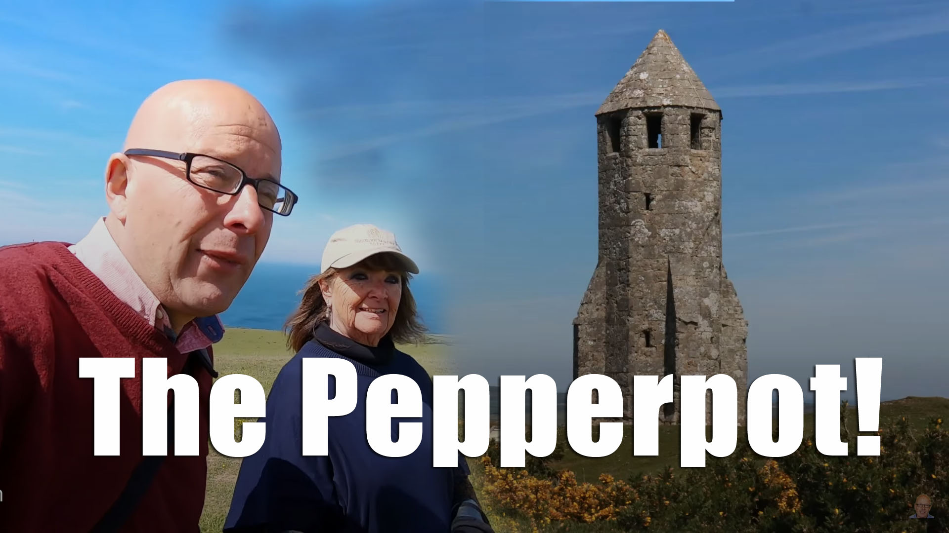 A Visit to St Catherine's Oratory - The Pepperpot