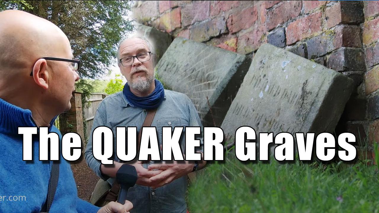 Loamhole Dingle Nature Walk - Part Two: The Quaker Graves