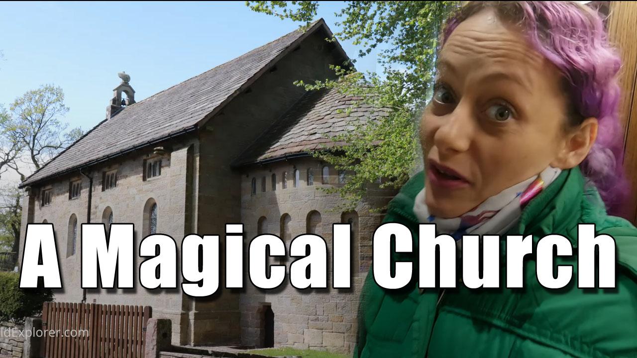 The Church of Sarah Losh in Cumbria