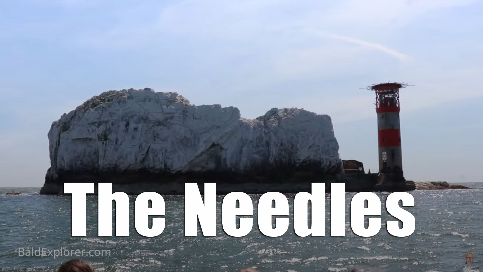 A Boat Trip Around The Needles - The Isle of Wight
