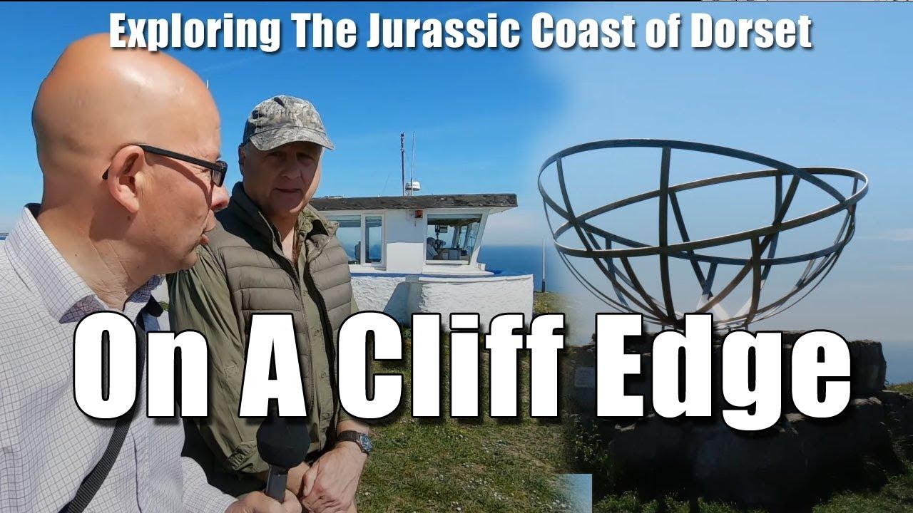 Dorset's Jurassic Coast - The South West Coastal Path