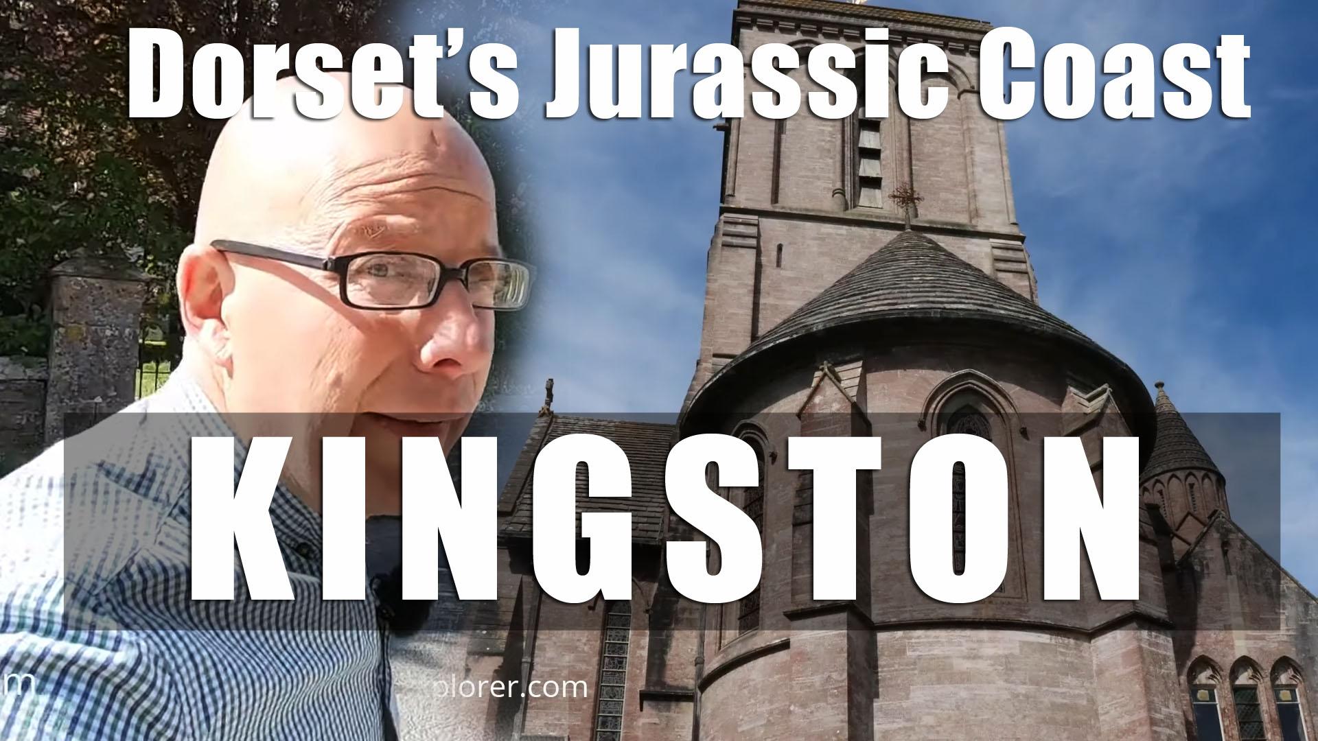 Dorset's Jurassic Coast - The Two Churches of Kingston