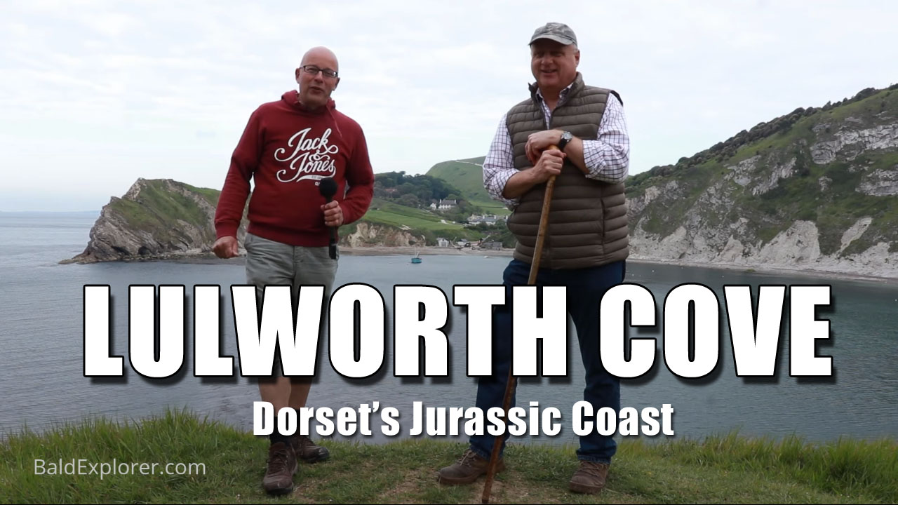 Dorset's Jurassic Coast - Lulworth Cove and Stair Hole