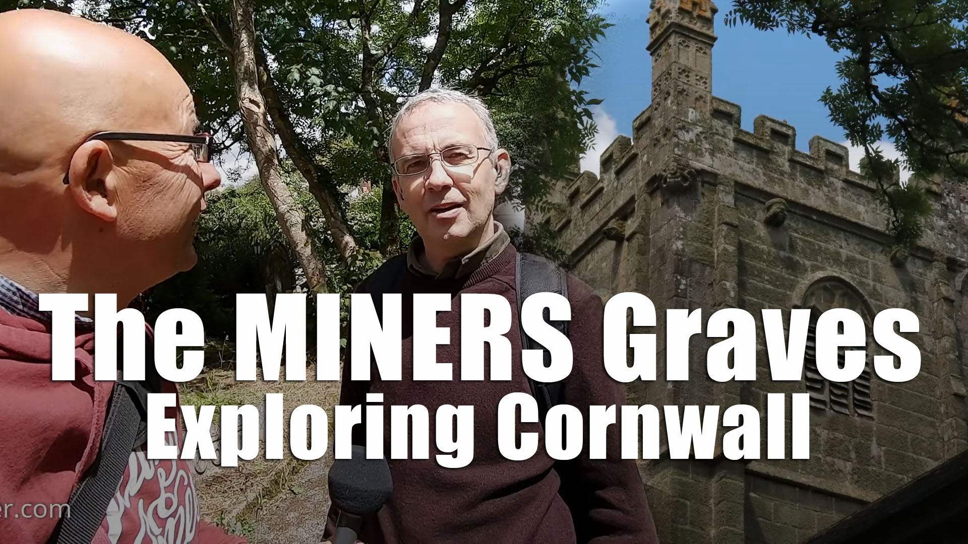 Exploring Cornwall - A Visit to St Euny Church
