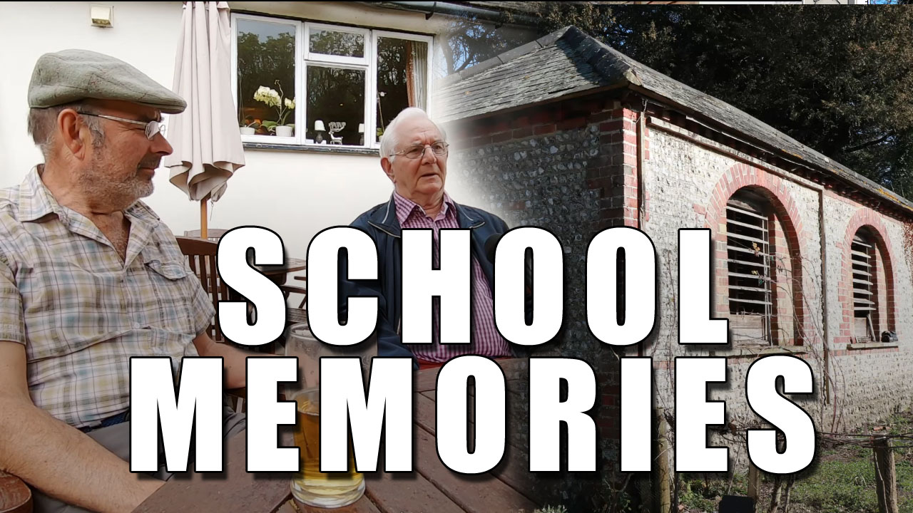 Duncton Village: Memories of the Old Church School
