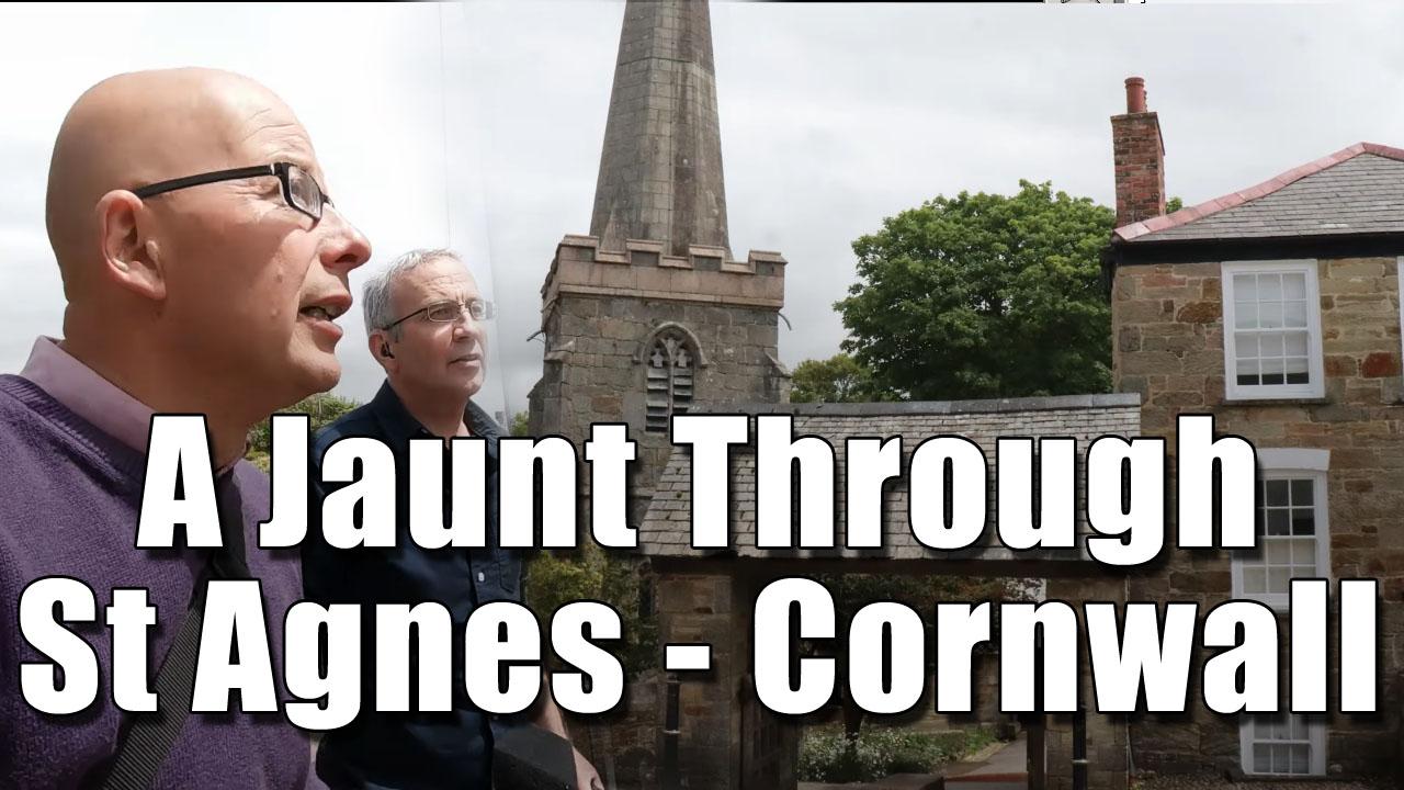 Exploring Cornwall - A Walk Around St Agnes
