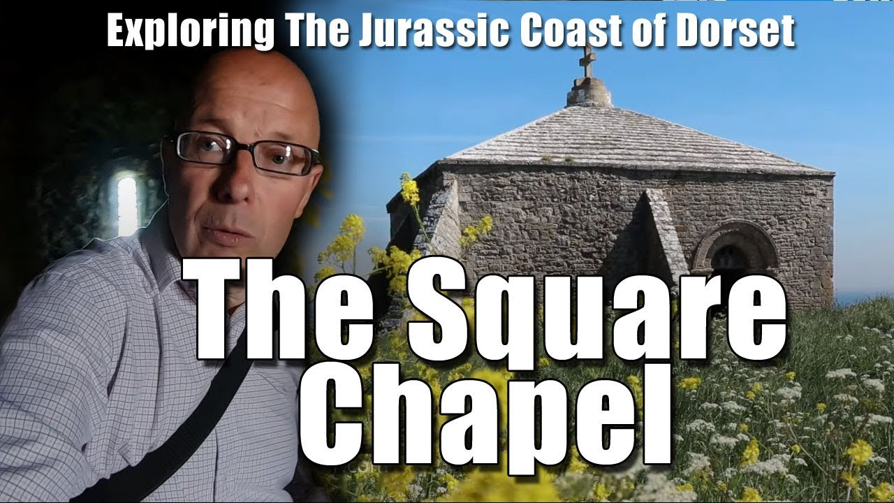 Dorset's Jurassic Coast - St Aldhelm's Chapel