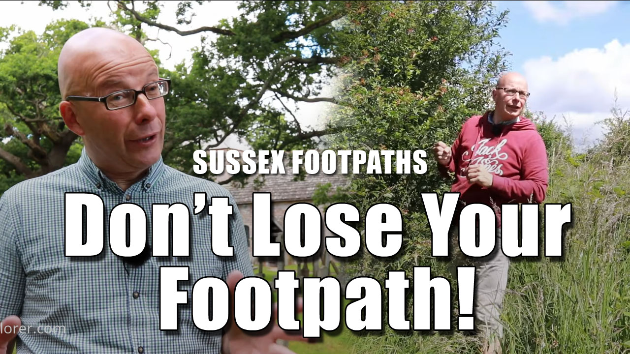 Sussex Footpaths - Twineham to Wineham