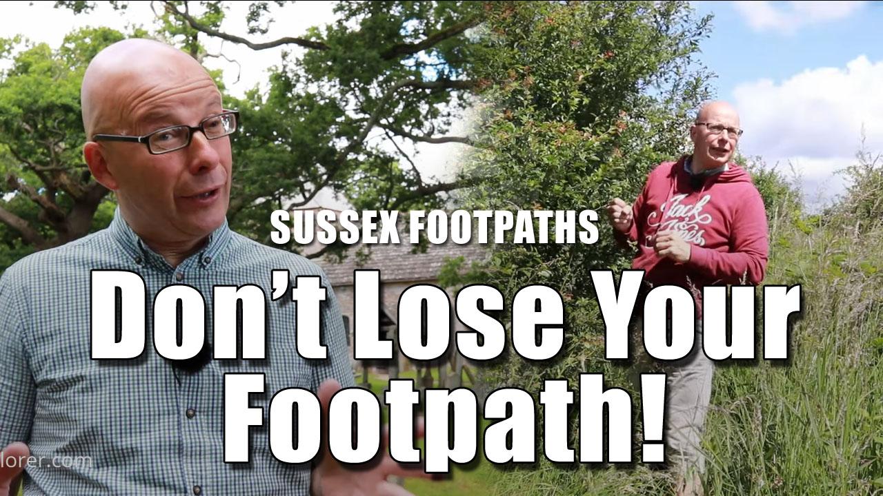 Sussex Footpaths - Twineham to Wineham