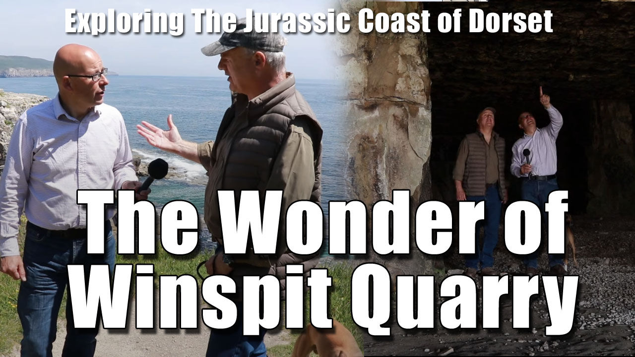Dorset's Jurassic Coast - From Worth Matravers to Winspit Quarry