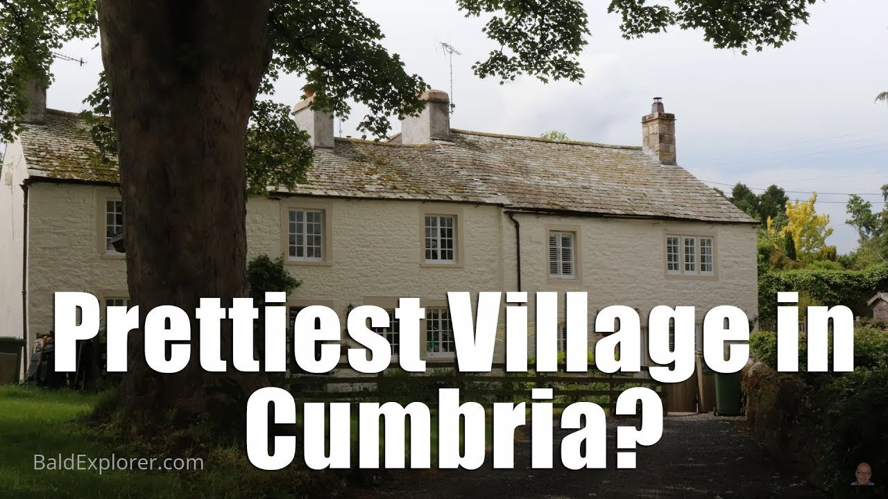 Exploring Cumbria - Askham Village on the Lowther Estate