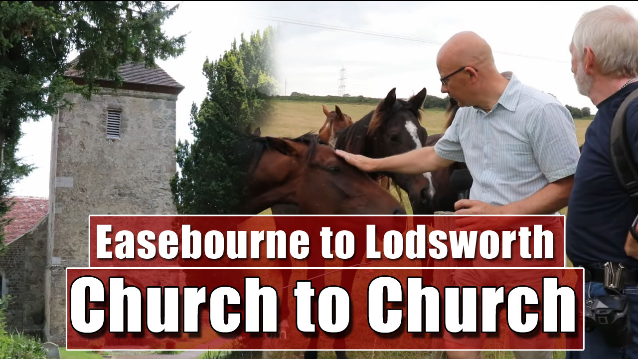 Church to Church Walk - Easebourne to Lodsworth