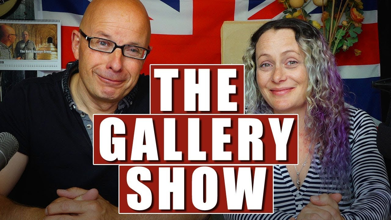 The Bald Explorer Galley Show - July 2019