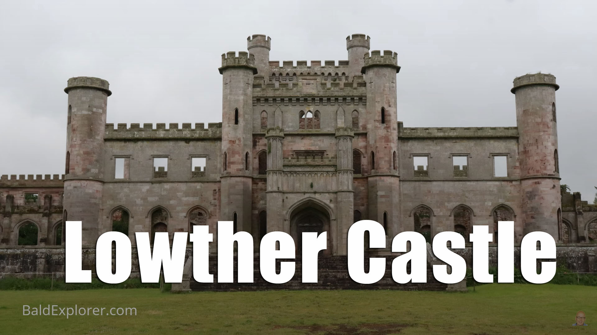 Exploring Cumbria - Lowther Castle