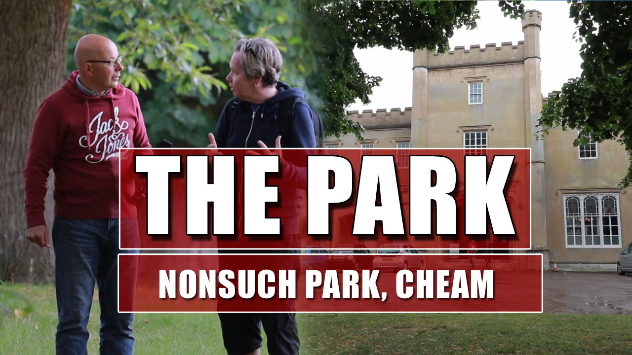 The Park - Nonsuch Park in Cheam