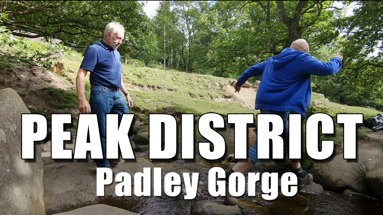 The Peak District - Longshaw Estate and the Padley Gorge