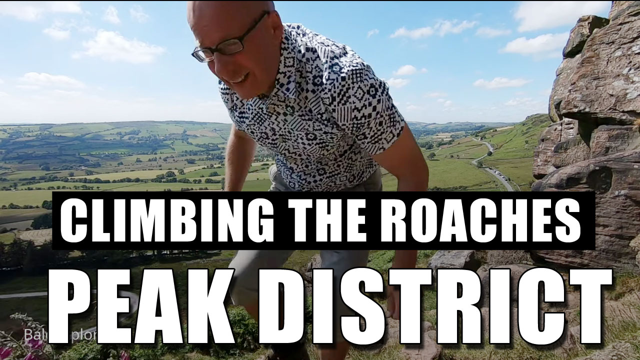 The Peak District - The Roaches Explored, Part Two
