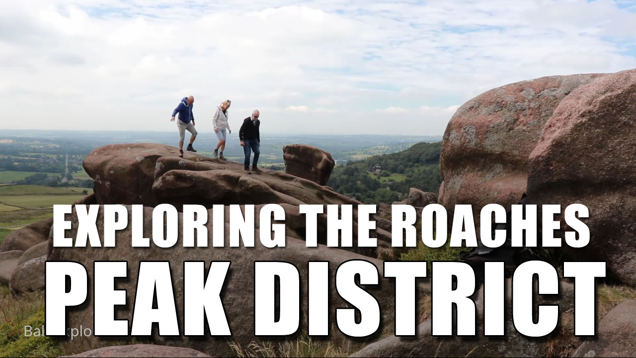 The Peak District - Exploring the Roaches - Part One