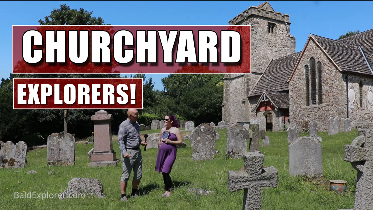 Exploring Churches - The Churchyard Part1