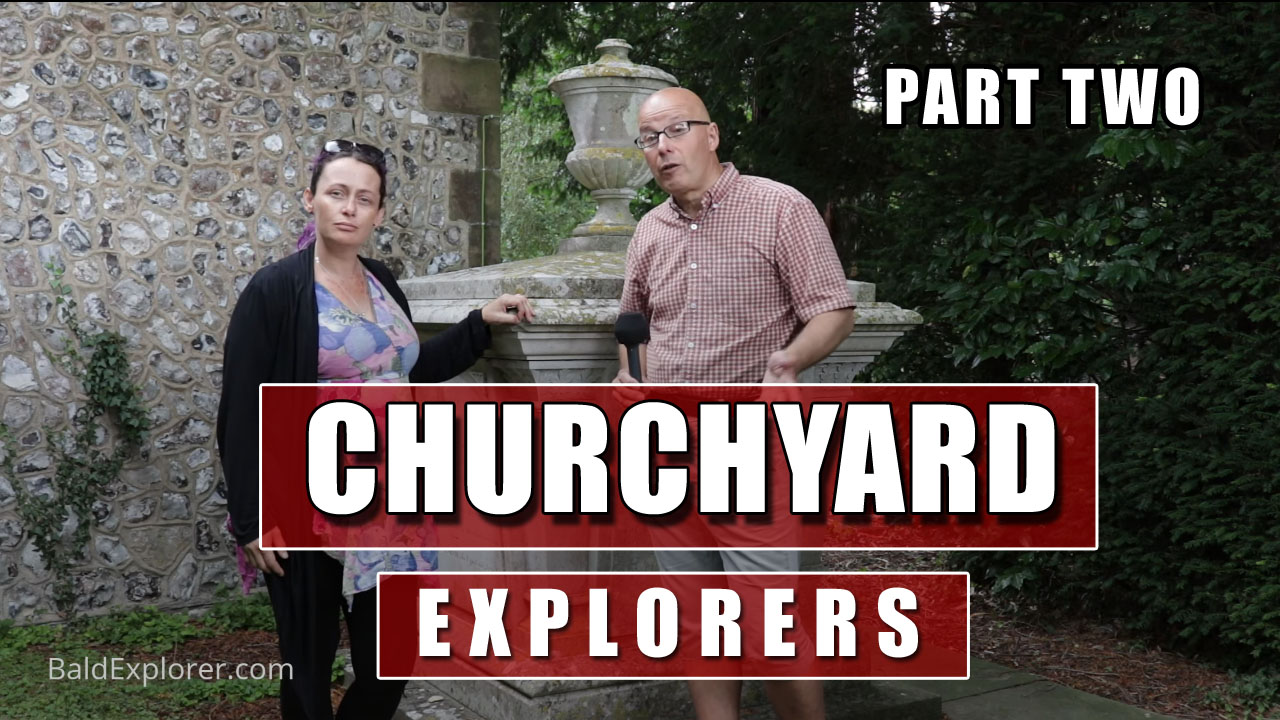 Exploring Churches - The Churchyard Part 2