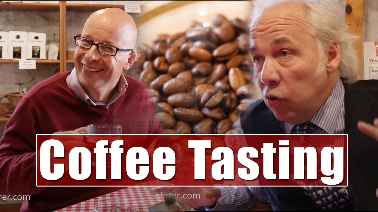 Coffee Tasting in Kent and Sussex