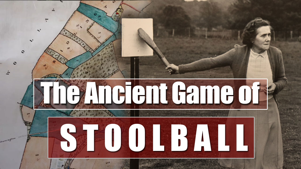 Exploring Duncton - The ancient game of Stoolball