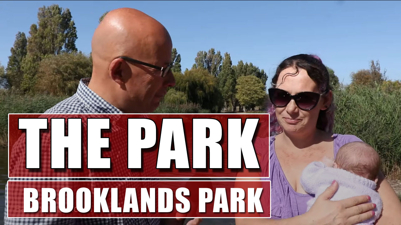 The Park - Exploring Brooklands in Worthing