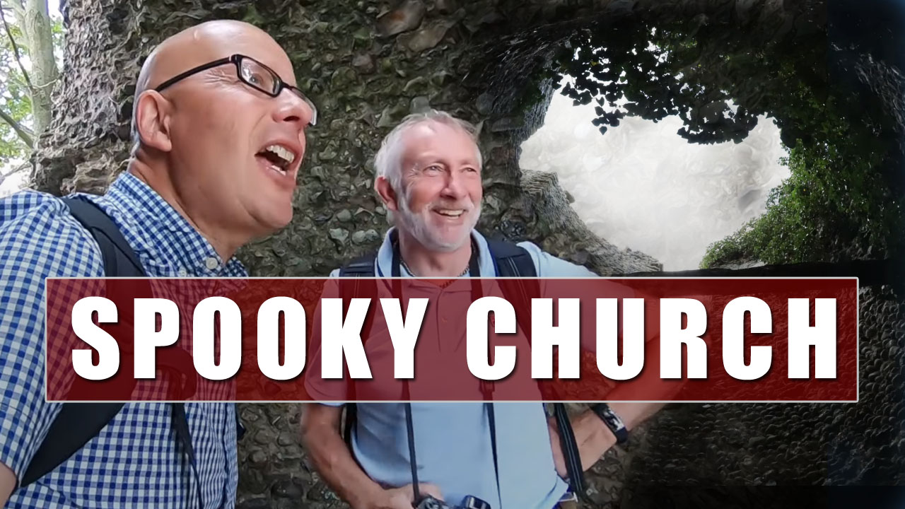 Exploring Norfolk - Burgh St Mary's Ruined Church