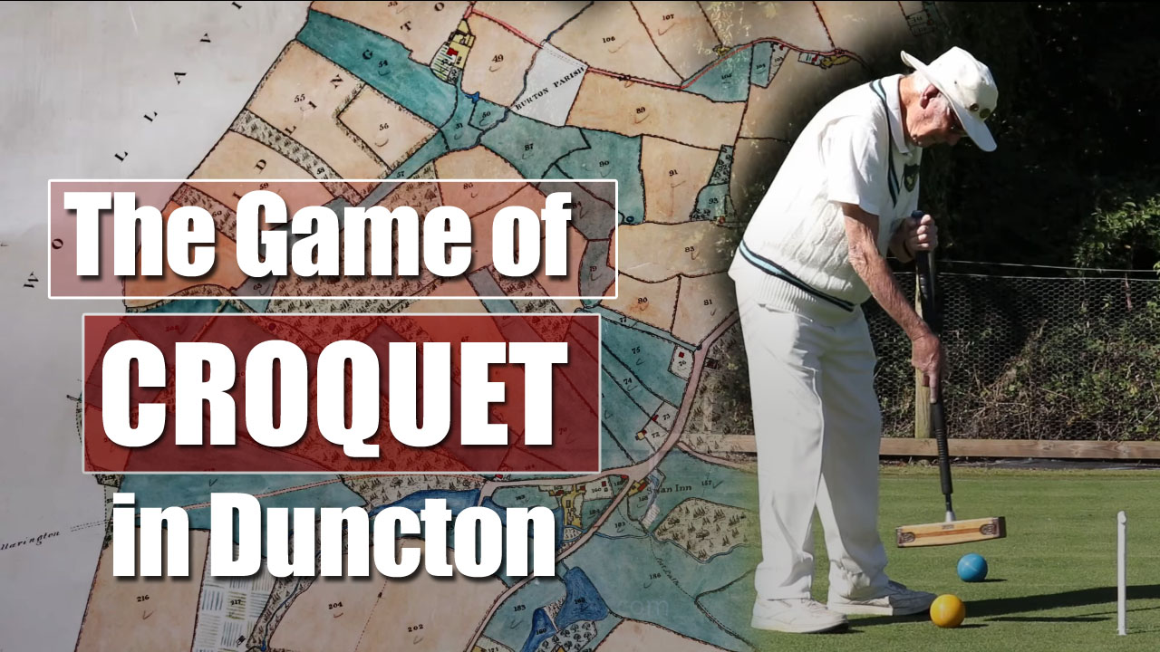 Exploring Dunction - The Game of Croquet