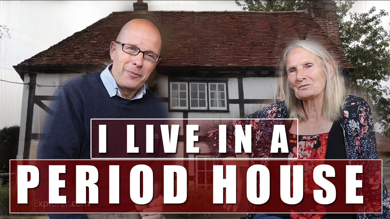 What's it Like Living in a period House?