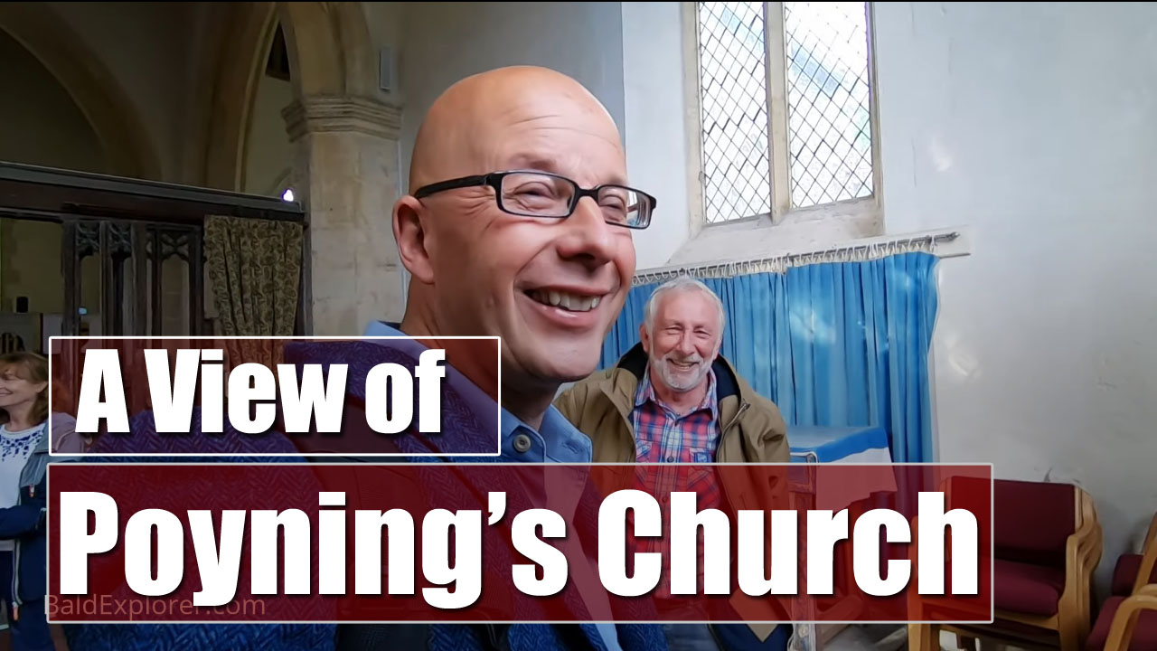 Exploring Churches - Holy Trinity, Poynings, West Sussex