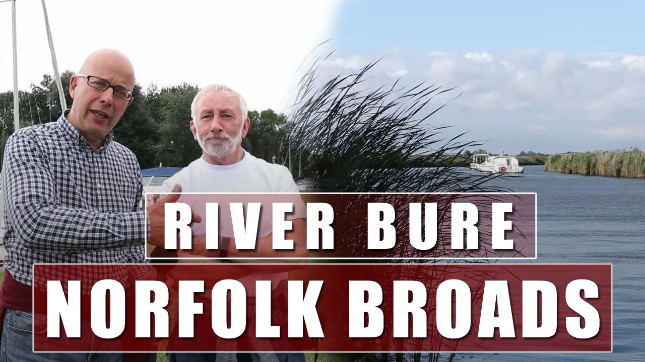 Exploring the Norfolk Broads - Upton along the River Bure