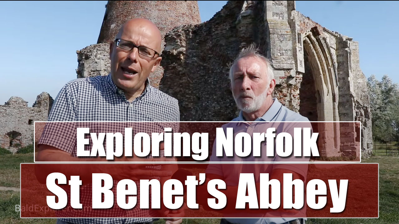 Norfolk Heritage Explored: St Benet's Abbey and Windmill