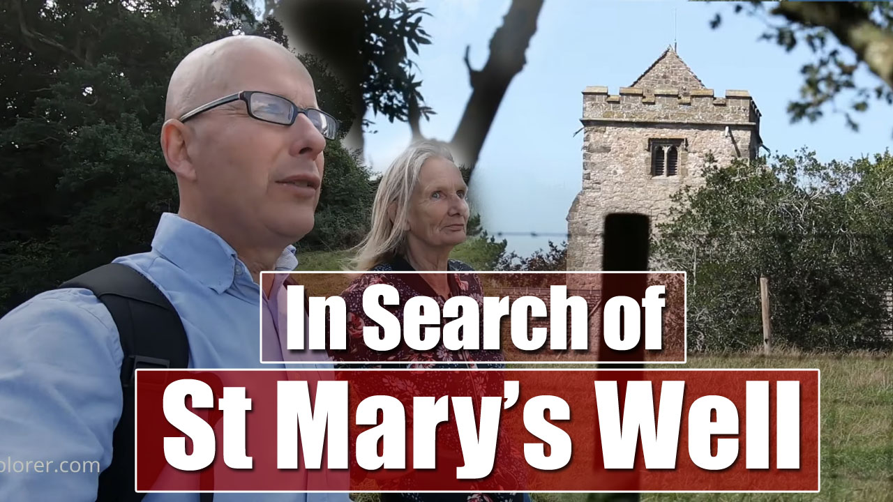 In Search of St Mary's Well
