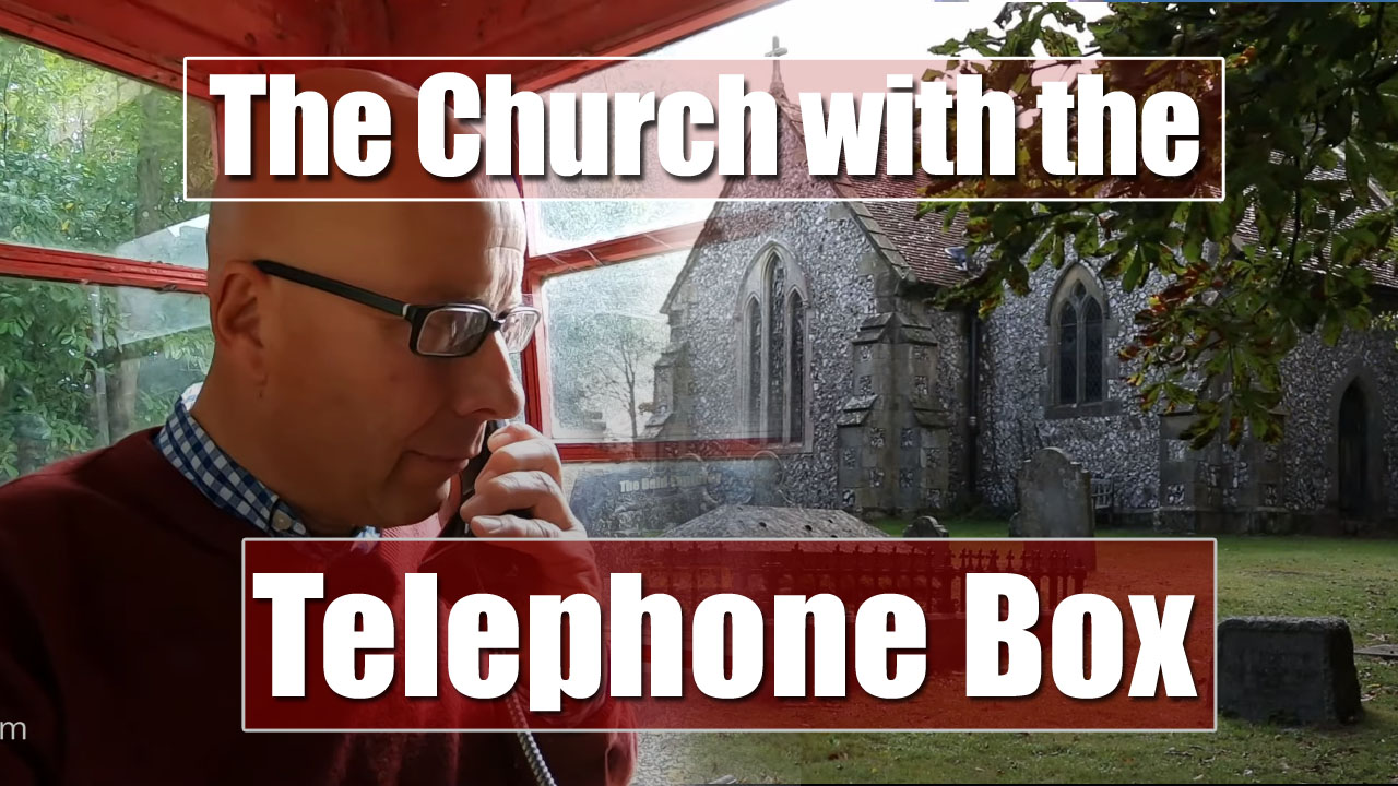 Exploring English Churches - Streat Church in East Sussex