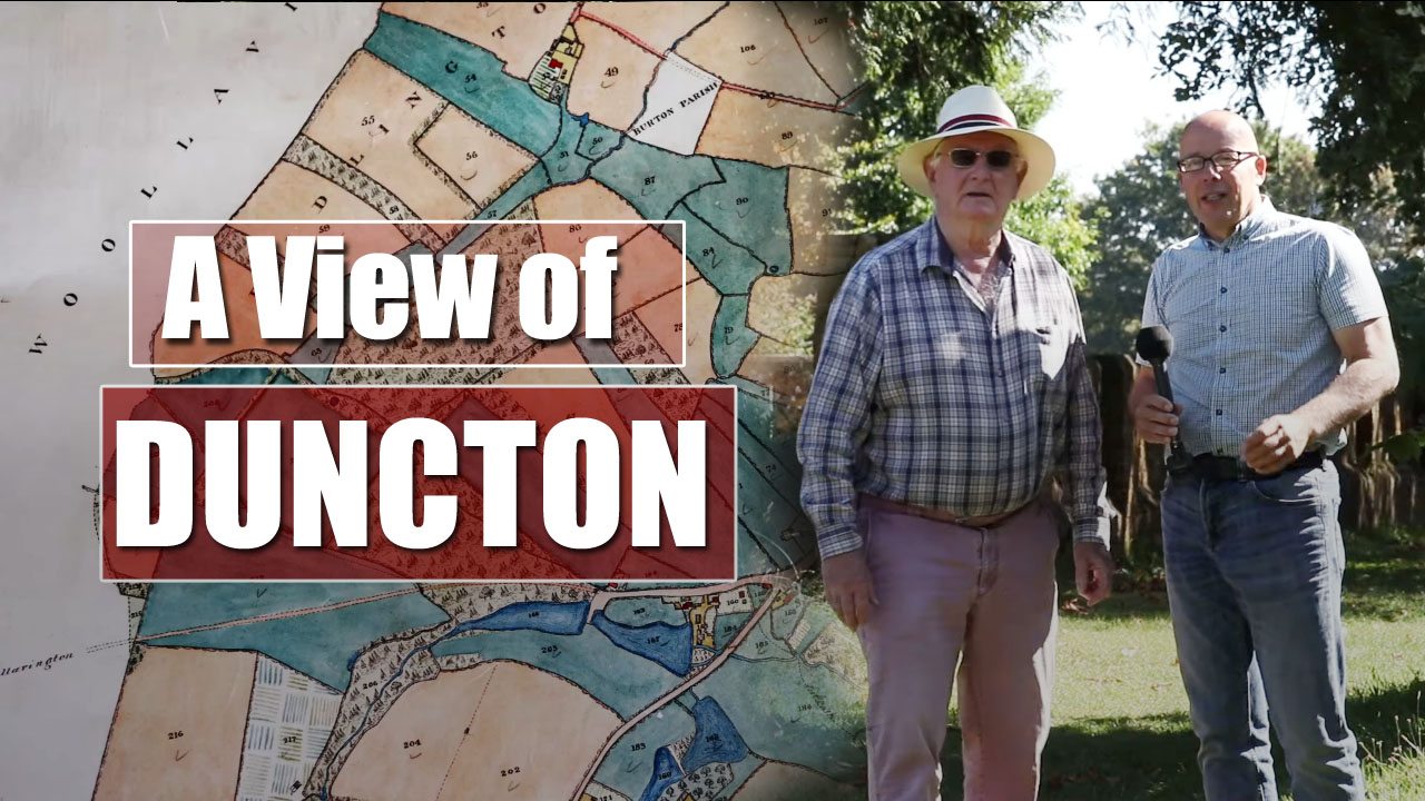 Exploring Duncton's North End