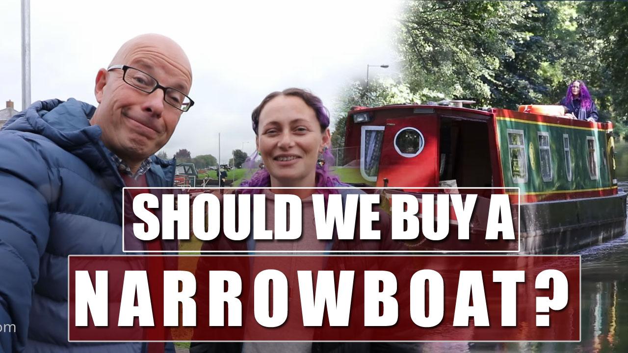Should we buy a narrowboat?