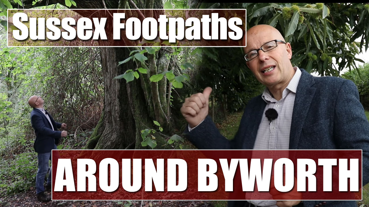 Exploring Byworth and Sussex Countryside