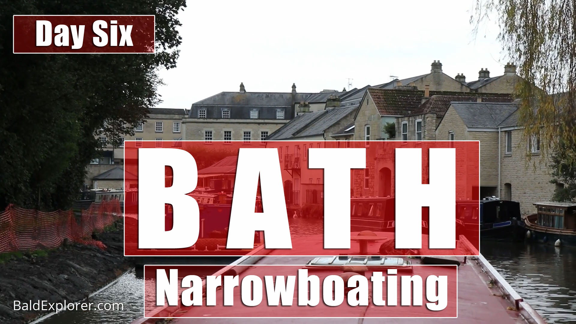 Kennet and Avon Canal - We Go To Bath!