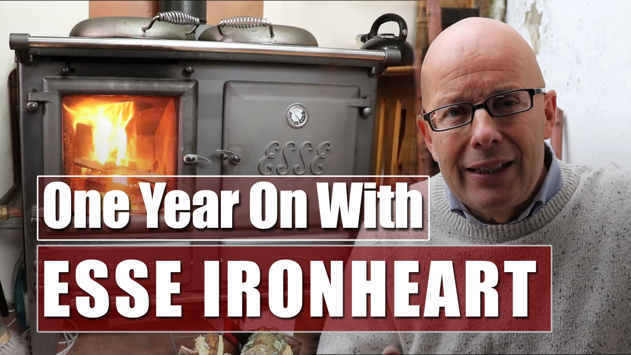 Owning an Esse Ironheart Wood Burning Stove One Year on.