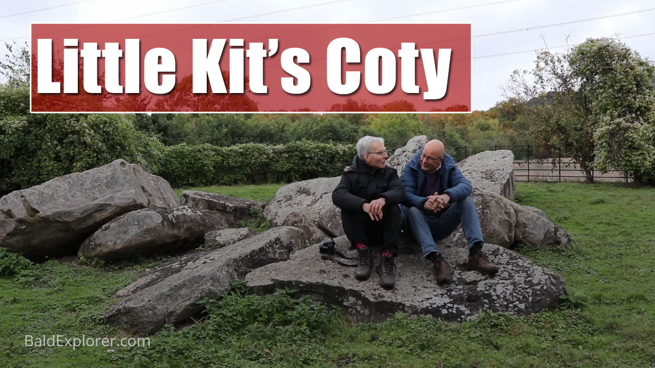 Exploring Little Kit's Coty in Kent: Megalithic Tomb