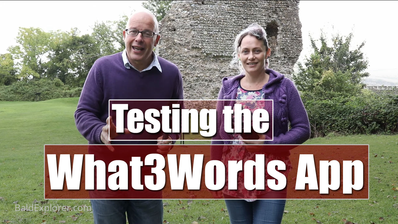 Richard and Julia Explore the App 'What3Words'