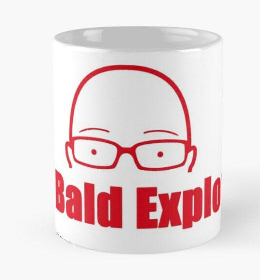 Bald Explorer shop