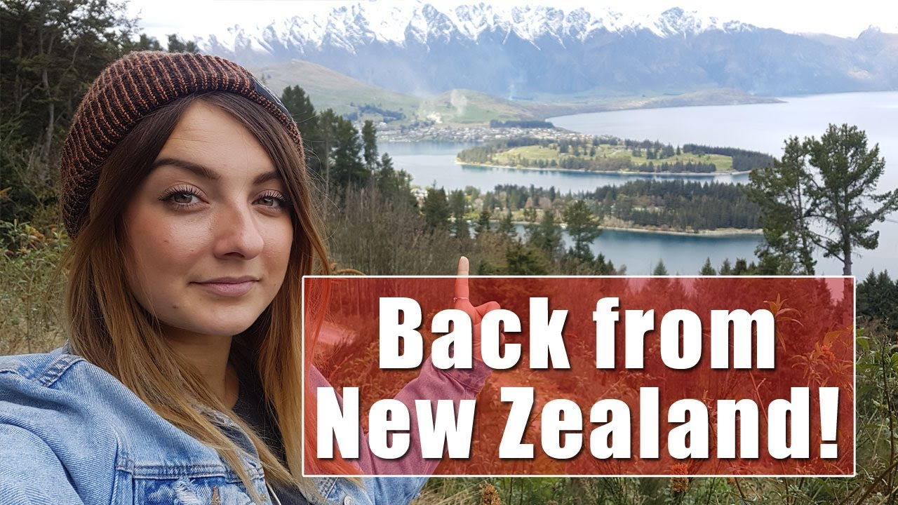 Georgie is Back From New Zealand!