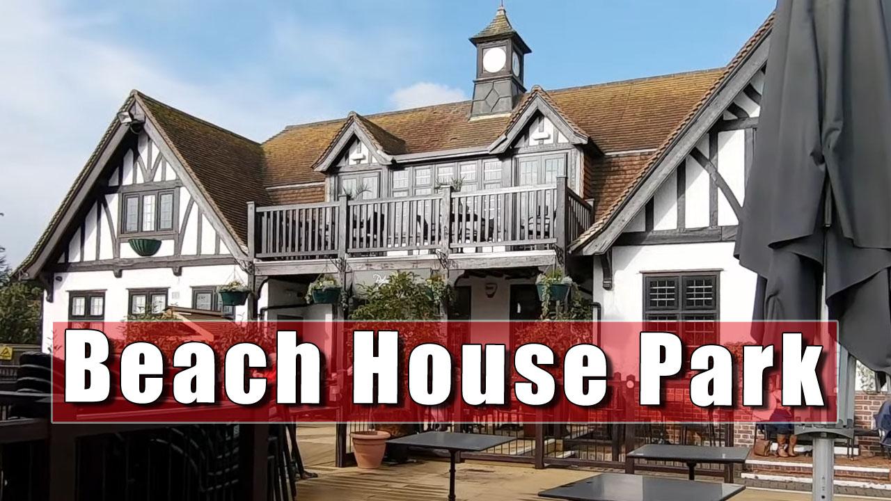 Exploring Beach House Gardens in Worthing