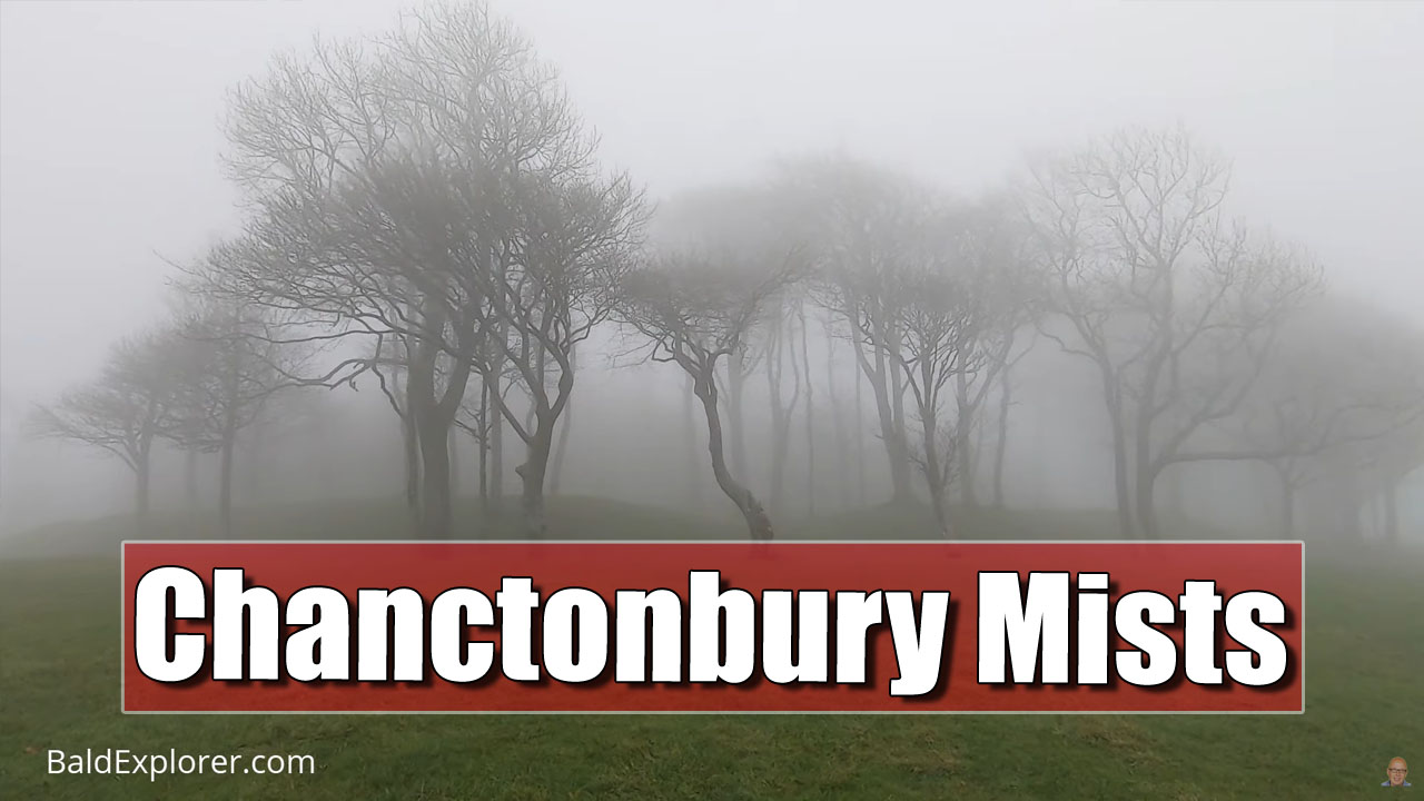 Chanctonbury Ring in the Mist