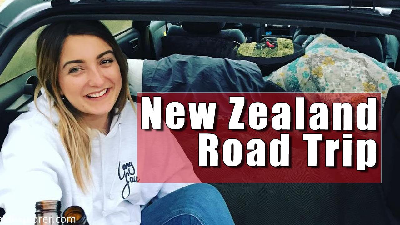 Georgie's New Zealand Road Trip