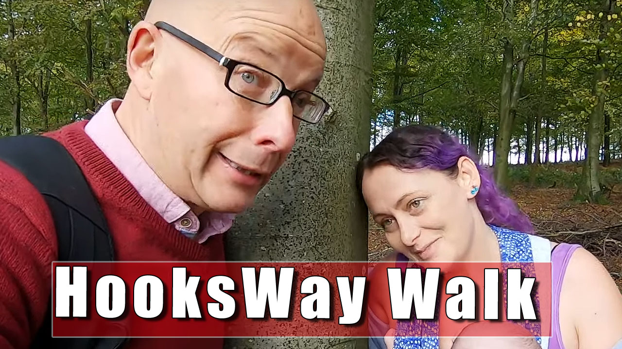 A Stroll Around Hooksway in West Sussex