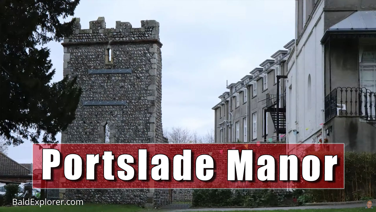 A Walk Around Portslade Manor