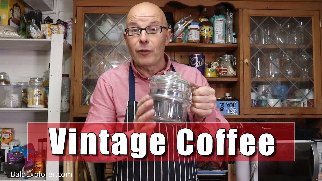 Turkey Coffee and American Vintage Percolator Coffee